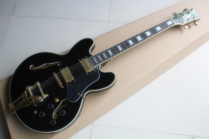 Gibson ES 335 พร้อมคันโยก