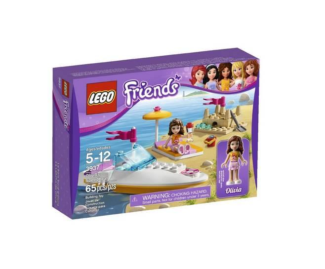 เลโก้ LEGO Friends 3937 Olivia's Speedboat