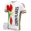 (หมดชั่วคราว)เสื้อปั่นจักรยาน ไก่ CORN FLAKES