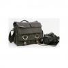กระเป๋ากล้องRush R6701 สะพายสไตล์ผ้าแคนวาสเท่ๆสีเทา