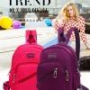 พรีออเดอร์!!! fashion กระเป๋าสะพายไหล่ สไตล์เกาหลี รุ่น 8801