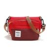 พร้อมส่ง!!! Hellolulu กระเป๋าสะพาย รุ่น hollis ( สีแดง )