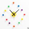 นาฬิกาไดคัท อะคริลิค gear17