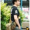 พรีออเดอร์!!! fashion กระเป๋าสะพาย สไตล์ทหาร รหัส KX8225