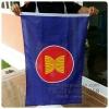 ธงชาติกลุ่มประเทศอาเซียน : เบอร์ 6 (60 x 90)