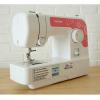 จักรเย็บผ้ายี่ห้อ Brother รุ่น JV-1400 จักรเย็บ 14 ลาย ฟรีคอร์สเรียนออนไลน์ พื้นฐานการเย็บผ้า+แผ่นรองจักร