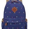 พร้อมส่ง!!! WOLF HORSE กระเป๋าเป้ รุ่น K51 ( สีน้ำเงิน )