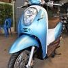 SCOOPY-I ปี53 สีฟ้าน่ารัก สภาพดี เครื่องเดิม ราคา 24,000