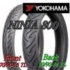 ยางนอกโยโกฮาม่า -ขอบ16 NINJA800