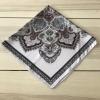 ผ้าพันคอ ผ้าคลุม ซาติน 70*70 ST05-011