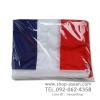 ธงชาติไทย เบอร์8 (ขนาด 80x120 ซ.ม.) ชุด 6 ผืน