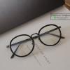 กรอบแว่นสายตา รุ่น Roundini สีเมทัล