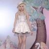 Wila ss14 Aquamarine swan dress (งานเกรดพรีเมี่ยม การันตีงานสวยคะ)