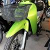 Wave125 ปี48 สีเขียวสดใส สภาพดี พร้อมใช้ ราคา21,000