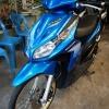 CLICK110i ปี52 สีน้ำเงินสดใส เครื่องดี ขับขี่เยี่ยม ราคา 19,000