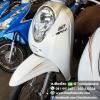SCOOPY-I ปี54 สีขาวสวยใส เครื่องดี เดิมๆ ราคา 22,000