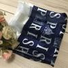 ผ้าพันคอ ผ้าคลุม ซาติน แก้ว บางๆ ST03-011