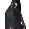พร้อมส่ง!!! YEENMOON กระเป๋าสะพายไหล่ รุ่น YM189 ( สีดำ )