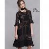 Brand : forloveandlemons ชื่อรุ่น : elelery midi dress