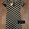 MAXI DRESS Fd งานผ้าทอลาย FF