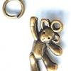 ABS หัวซิป หมีโบกมือ