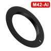 Adapter ring M42 - Nikon