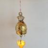 กระดิ่งเรียกทรัพย์ ทองเหลือง จากวัดใหญ่พิษณุโลก รหัส870
