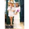 LANDMEE Dreaming oF You Maxi dress แม็กซี่ลูกไม้งานปักลูกไม้ สวยสุดๆ หวานชวนฝันมากคะ แถมซับในให้ตัวยาวใส่น่ารักรับซัมเมอร์ S34-26-38. M36-26-40. ราคา 1,890฿