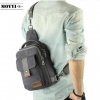 MOYYI กระเป๋าคาดอก รุ่น 8024 ซื้อ1แถม1 (รอสินค้า15-20วัน)