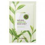 The Saem Natural Green Tea Mask Sheet