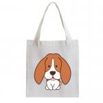 กระเป๋าผ้า ลายน้องหมาบีเกิล (My Beagle Cloth Bag)