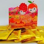 ส้มป่อย sliming extra แบบชงดื่ม by ovi (สูตรใหม่)