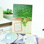โปสการ์ดชุด Travel Diary - 30ใบ/เซ็ท