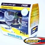 หลอดไฟรถยนต์ Philips HB4 Weather Vision