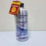 Omega 3 Oil บำรุงขน ผิวหนังจร้า ได้ผลตอบรับดีค่ะ ขนาด 500 ml. หมดอายุ 01/19