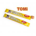 ขนมแมวเลียโทมิ (Tomi Liquid Cat Snack) รสไก่ ตับ+ไบโอติน 1 ซอง
