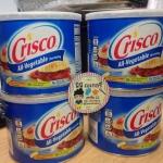 คริสโก้ เรกกูลลาร์ชอร์ทเทนนิ่ง ( Crisco regular shortening )