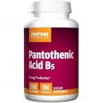 Jarrow Formulas, Pantothenic Acid B5, 500 mg, 100 Capsules ทำให้ไขมันเผาผลาญเป็นปกติ จึงทำให้ไขมันไม่ออกมามาก และจะทำให้รูขุมขนหดเล็กลงในเวตาต่อมา ช่วยลดอาการสิว อีกทั้งใบหน้าเนียนเรียบไม่แห้งแตกเป็นขุย