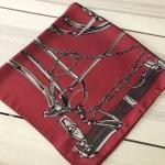 ผ้าพันคอ ผ้าคลุม ซาติน 70*70 ST05-041