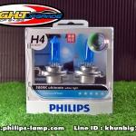 Philips Diamond Vision 5000K (H4)
