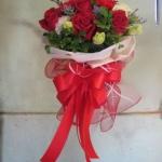ช่อดอกไม้ วาเลนไทน์ 08