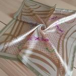 ผ้า ซิล ผสม โพลีเอสเตอร์ ST04-017