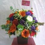 แจกันดอกไม้ 08