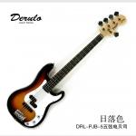 กีต้าร์เบส 5 สาย Derulo 5 strings