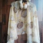 ผ้าพันคอ ชีฟรอง SF1100