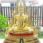 พระพุทธชินราช ขนาดหน้าตัก 9 นิ้ว ฐาน2 ชั้น รหัส243