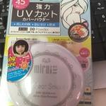 Mirai Shu DD Clear Smooth Powder Spf 45 Pa+++ แป้งพัฟ มิราอิ ชู ดีดี เคลียร์ สมูท