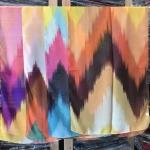 ผ้าพันคอ ชีฟอง สกรีนลาย Chiffon CF01-060