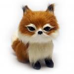 ฟ็อกซ์ หมาจิ้งจอกจำลอง เหมือนจริง (พร้อมส่ง+Pre-Order) สีน้ำตาลอ่อน