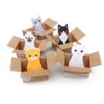 โพสต์-อิท น้องเหมียวในกล่อง (พร้อมส่ง)